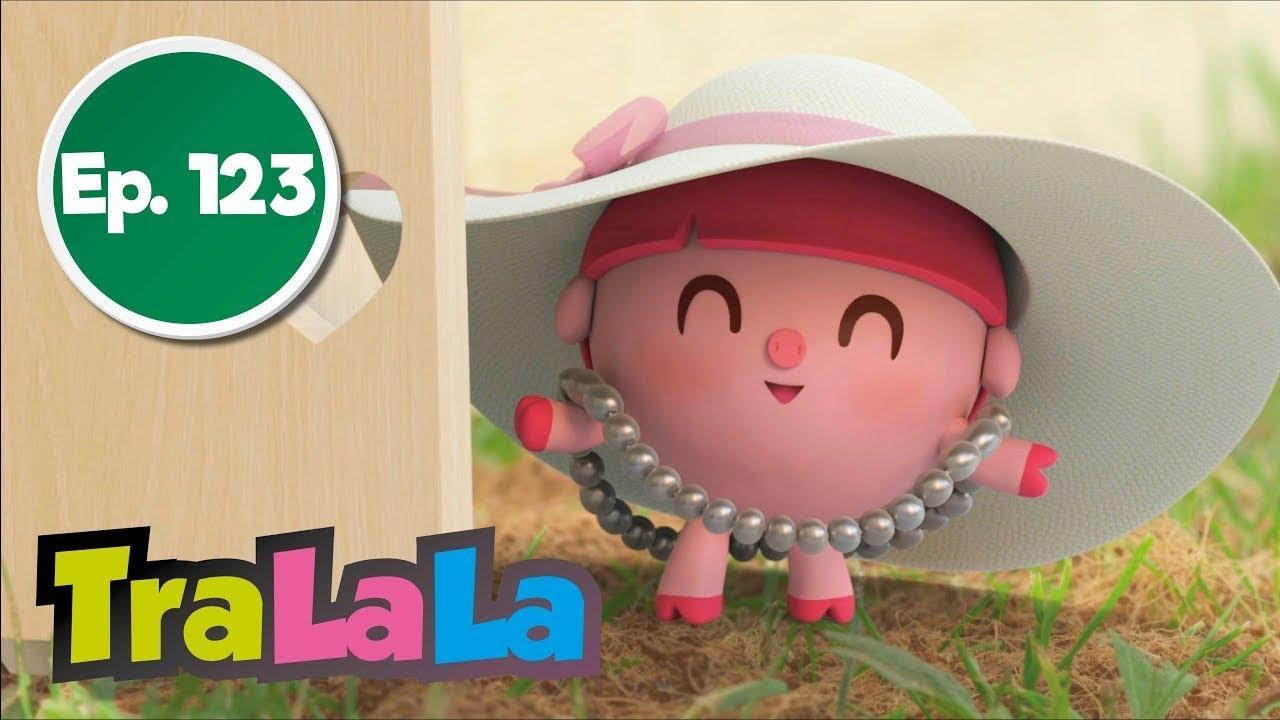 BabyRiki - Garderoba (Ep. 123) Desene animate | TraLaLa