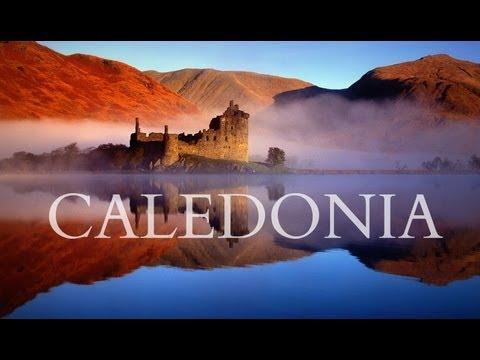 ♫ Scottish Music - Caledonia ♫