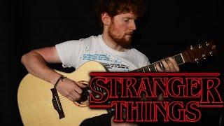Stranger Things Main Theme (Netflix Original) - Guitar Cover by CallumMcGaw