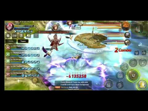 Download Nostalgia lawan Sea Dragon 😜 !!!Dragon nest M - Enchanted