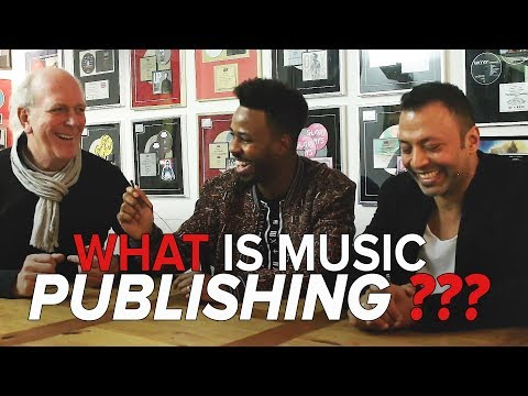 WTF! Is Music Publishing (a talk with 2 Publishing Pioneers) | I AM DUVALL #14
