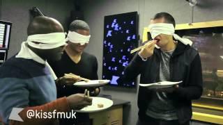 Example plays Chocolate Chinese Wispas at Kiss FM (UK)