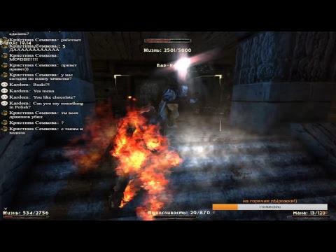 Готика 2.0 Возвращение(Gothic 2 Returning 2.0) Путь Солдата/прохождение Паладин #32