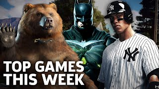 New Releases - Top Games Out This Week -- March 25-30