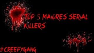 Os 5 maiores Serial Killers