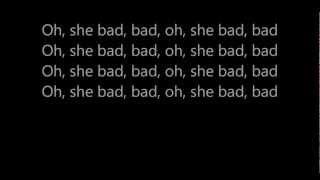 Eve - She Bad Bad HQ lyrics