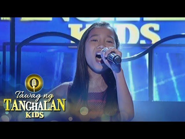 Tawag ng Tanghalan Kids: Loujille Soriano | This Is My Life