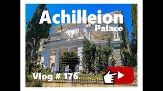 Achilleion Palace Corfu Greece