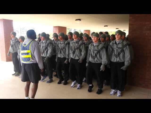 Army Marching Cadence