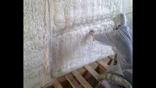 Утепление дома за 1 день - напыление ППУ Экотермикс(http://ecotermix.ru/ 8 (800) 333 19 56 Напыляемая теплоизоляция Экотермикс по всем теплофизическим характеристикам превос..., 2013-05-14T20:40:51.000Z)
