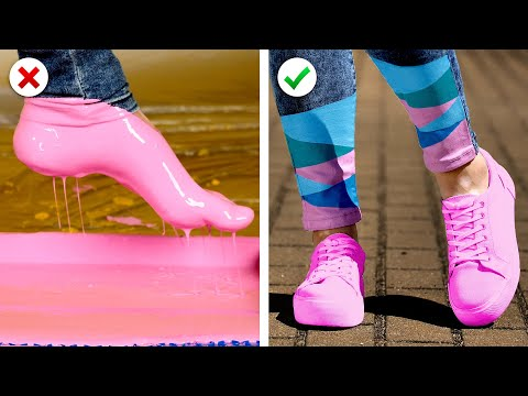 Oops! 12 Smart Fashion Hacks and More Fun DIY Clothing Ideas