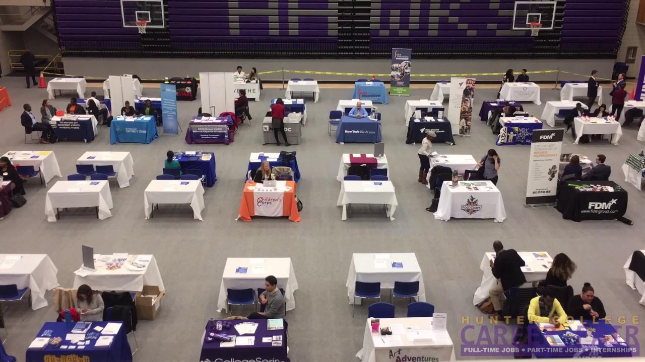 Hunter College Career Fair — Hunter College