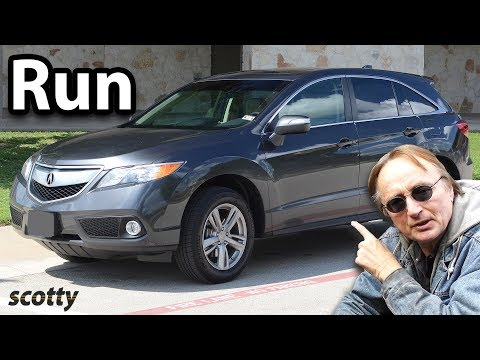 I Won't Fix This Acura RDX