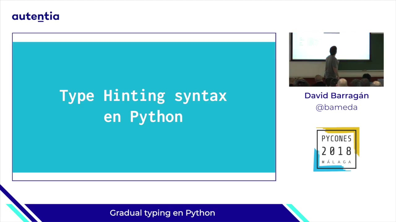Image from Gradual typing en Python