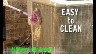 Kleen Screen Air Conditioner Energy Saver