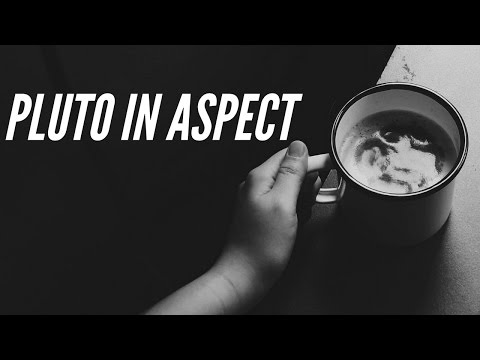 Astrology | Pluto In Aspects - Introduction  | Raising Vibrations