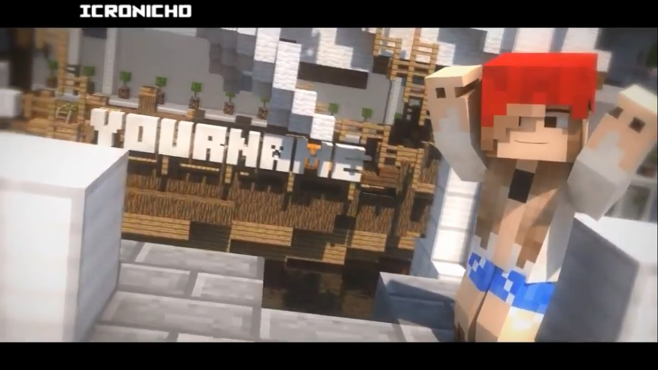 Top 10 Minecraft Intro Template Free Downloads