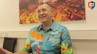 Wayne Mardle reflects on 2020 World Championship  Womens darts BDO prize money and more