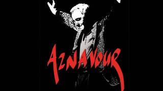 Charles Aznavour     -     Ed Io Tra Di Voi    ( Et Moi Dans Mon Coin )