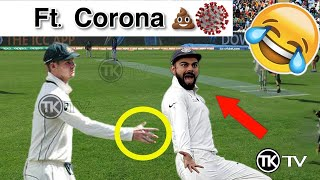 Funniest HandShakes and High Five Fails In Cricket Ever - Try Not To Laugh -TK TV