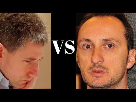 Pawn breakthrough! - Michael Adams vs Veselin Topalov - Corus 2006 - Sicilian (B85) (Chessworld.net)