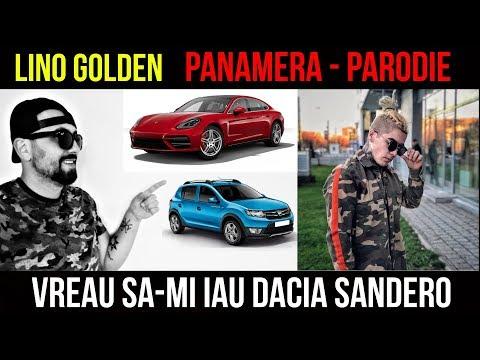 Lino Panamera PARODIE - Dacia Sandero