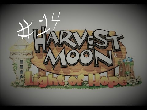 Harvest Moon Light of Hope Evil Sheep and Livestock Merchant Looking for Feed? #14