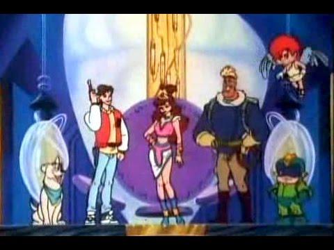 "Captain N & The Adventures Of SMB3 (Vol. 2) / Nintendo Cartoons ""Bunch"" (Vol. 1)"