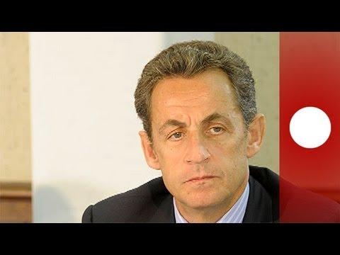 """Nicolas Sarkozy démissionne du Conseil consitutionnel, l'UMP """"dans le rouge"""""""
