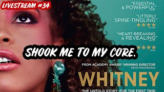 The Whitney Livestream - Discussing the Whitney Houston documentary that shook me to my core
