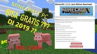 Cara Mendownload Minecraft PC Gratis di tahun 2019 Tanpa Trial 100% Berhasil