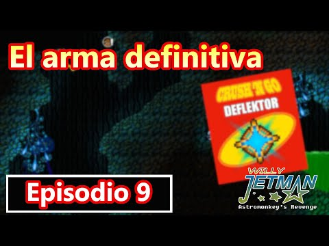 Willy Jetman Astromonkeyu0027s Revenge -- El arma definitiva--  || Video 9