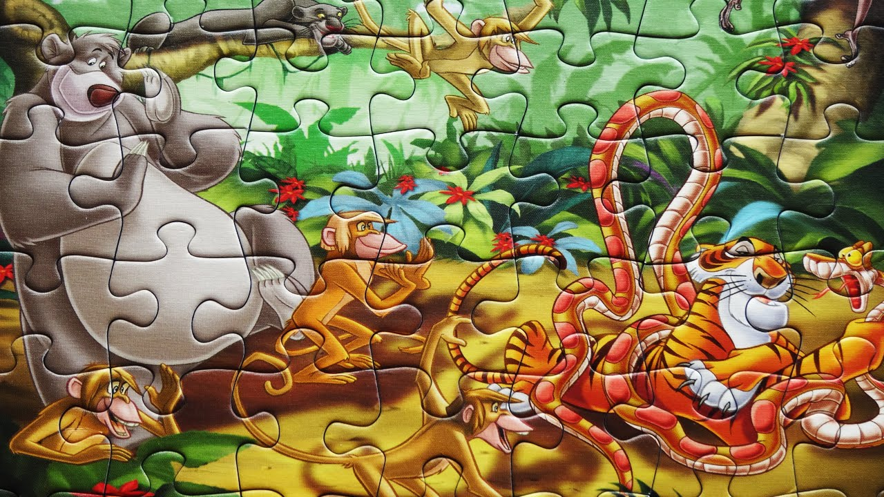 Gay male jigsaw puzzles