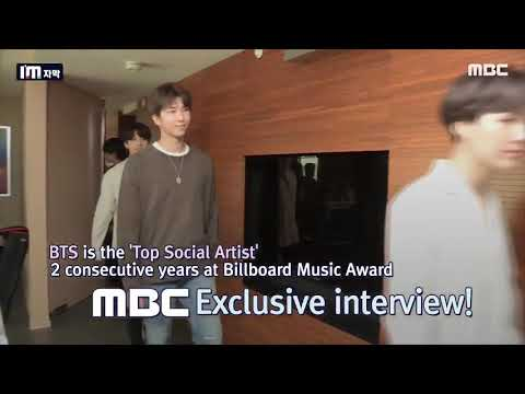 [ENG SUB] FULL MBC Exclusive Interview at Las Vegas after BTS winning at the BBMAs