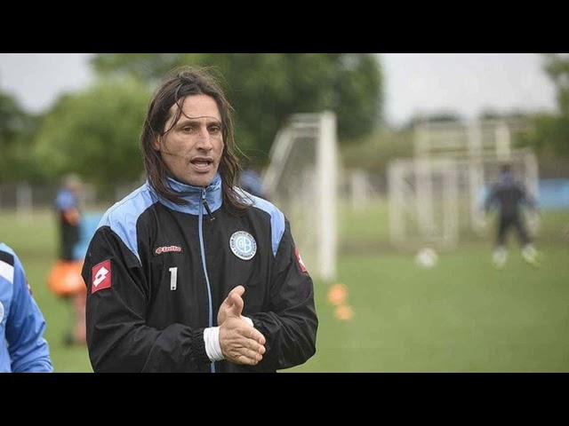 JUAN CARLOS OLAVE - EX ARQUERO DE BELGRANO 7/10/19
