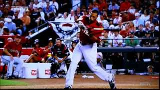 2011 MLB Home Run Derby Slow Motion Baseball Swings