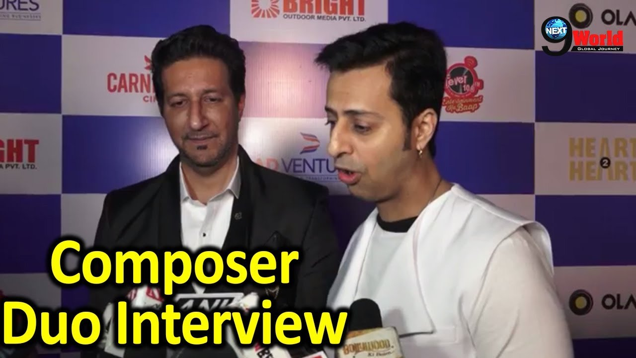 Composers Salim-Sulaiman perform for 2019 New Year Bash