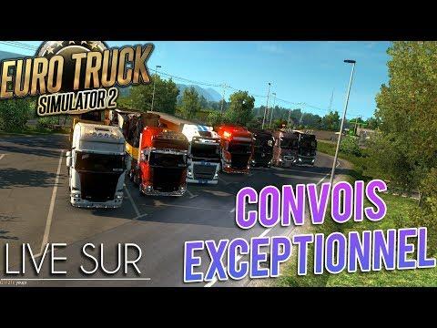 J'AI ENVI DE ROULER AVEC VOUS CE SOIR ! Euro Truck Simulator 2 [EU3-Lyon]
