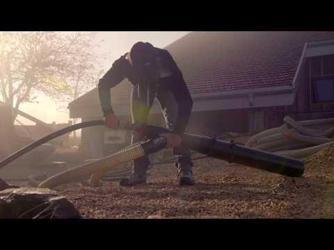EREASY – Sprayed Hempcrete / Béton de chanvre projeté