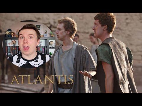 Download Atlantis S1E8 'The Furies' REACTION