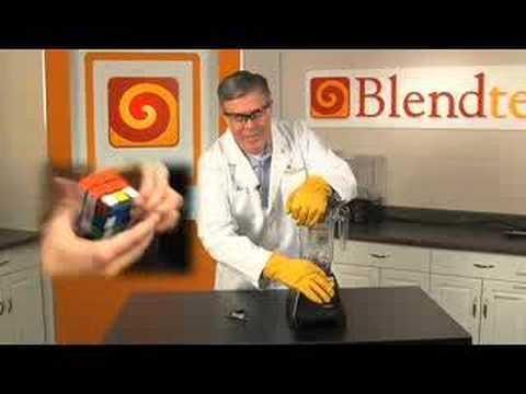 Will It Blend? - Rubik's Cube