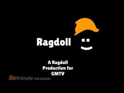 Ragdoll Logo Bloopers Episode 1: The Object Cast?