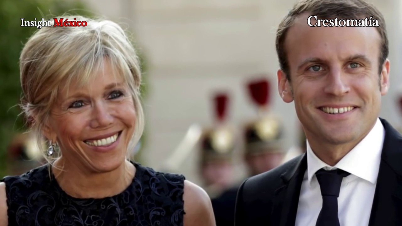 La Historia De Amor De Emmanuel Macron Youtube