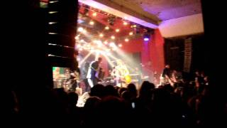 Flogging Molly - Intro + The Likes of you again + Swagger, Astra Kulturhaus, Berlin