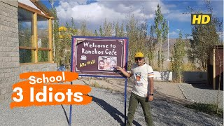 Rancho's School | 3 Idiots School | Druk Padma Karpo School | The Druk White Lotus School