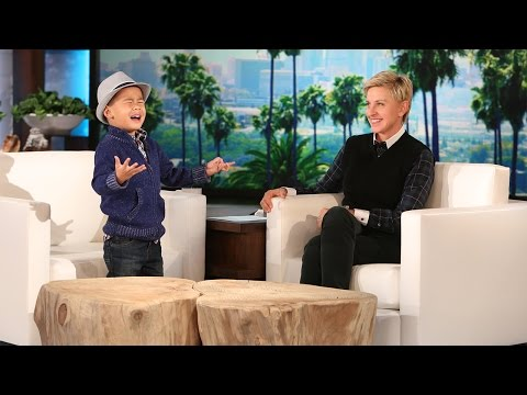 Ellen Replays Kais Best Performances