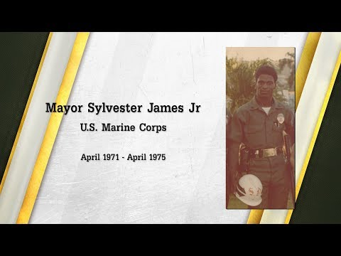 Mayor Sly James   Stories of Service   Vietnam