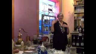 Meadowsweet Herbs Presents: Essential Oils Uses and Distillation