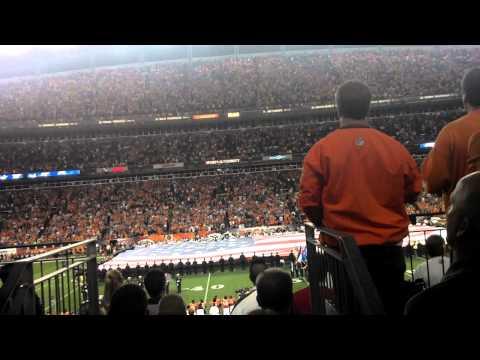 September 12 2011 Broncos Season Opener