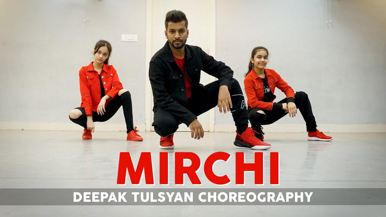 Mirchi - Dance Cover   Divine   Deepak Tulsyan Choreography   G M Dance Centre